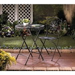 FLEUR DE LIS - PATIO TABLE
