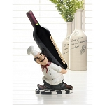 ITALIAN CHEF'S BACK WINE HOLDER