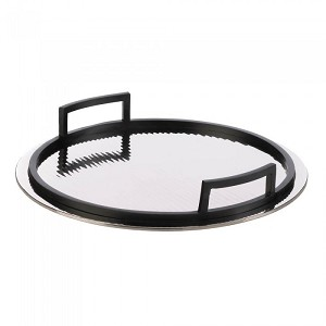TRAY STATE-OF-THE-ART CIRCULAR SERVING TRAY